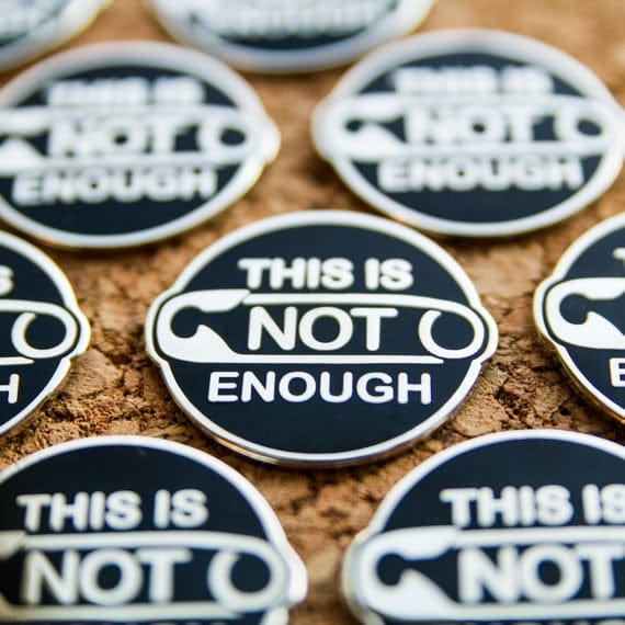 10 Enamel PROTEST Pins That You Need In Your Life RIGHT NOW